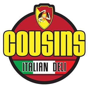 Cousins Deli Logo
