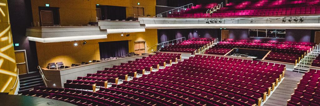 Wilson Center Performance Hall