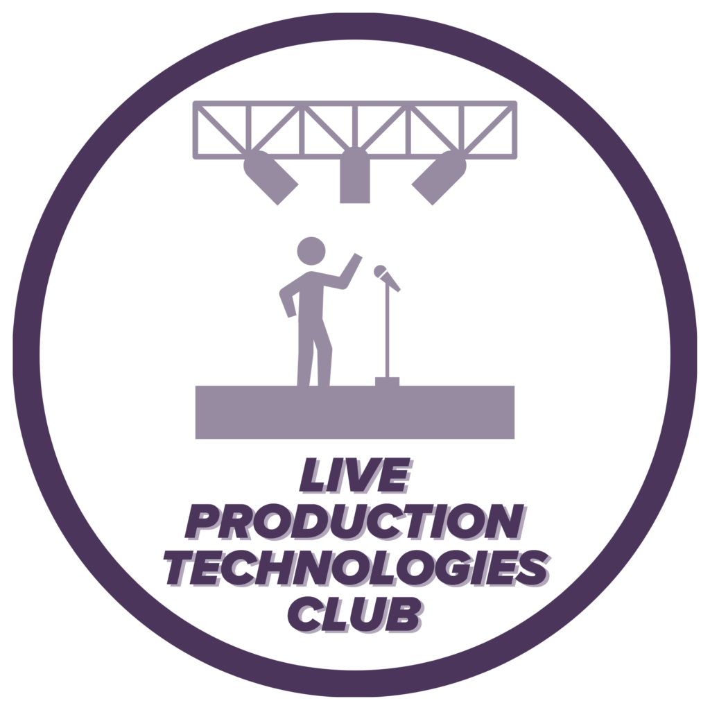 Live Productions Technologies Club icon, click to learn more