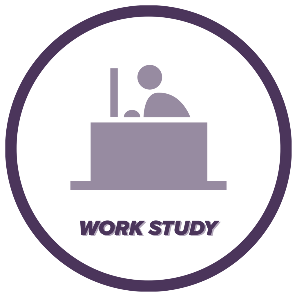 Work Study icon, click to learn more