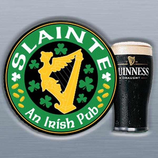 Slainte Irish Pub logo