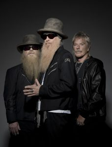 ZZ Top Band Photo